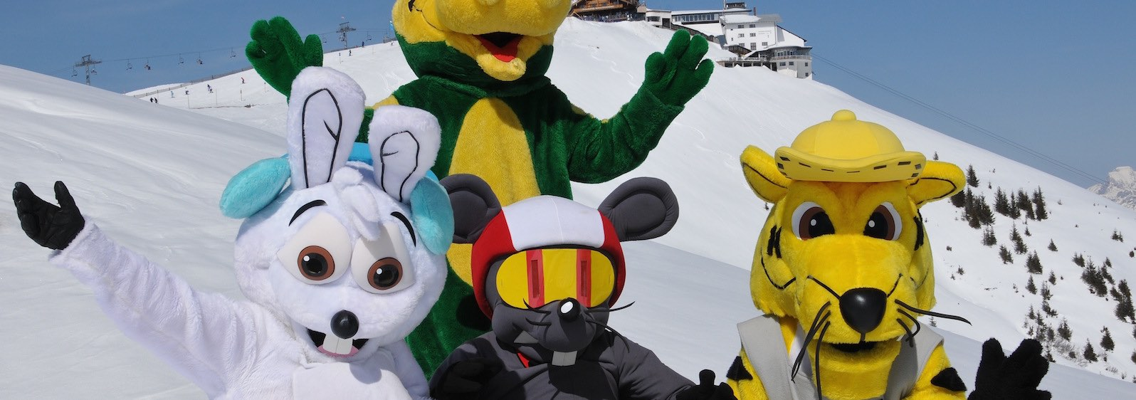 Kids on Ski -Einheimischenskikurs Zell am See